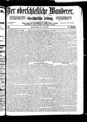 ˜Derœ Oberschlesische Wanderer vom 17.05.1898