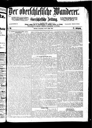 ˜Derœ Oberschlesische Wanderer vom 21.05.1898