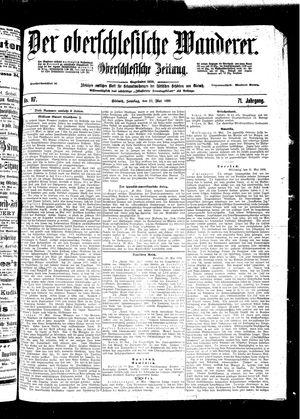 ˜Derœ Oberschlesische Wanderer vom 22.05.1898
