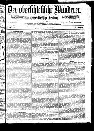 ˜Derœ Oberschlesische Wanderer vom 05.06.1898