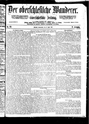 ˜Derœ Oberschlesische Wanderer vom 11.06.1898