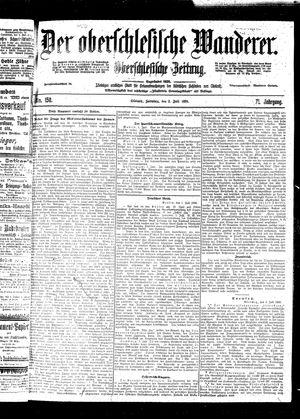 ˜Derœ Oberschlesische Wanderer on Jul 3, 1898