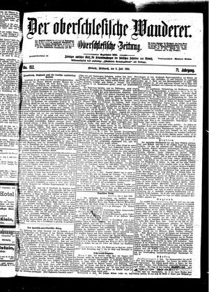 ˜Derœ Oberschlesische Wanderer vom 06.07.1898