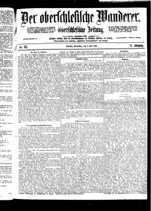 ˜Derœ Oberschlesische Wanderer on Jul 7, 1898