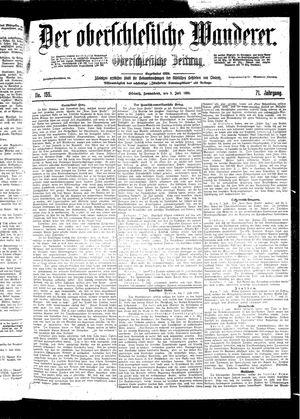 ˜Derœ Oberschlesische Wanderer vom 09.07.1898