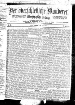 ˜Derœ Oberschlesische Wanderer on Jan 26, 1899