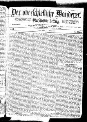 ˜Derœ Oberschlesische Wanderer on Feb 3, 1899