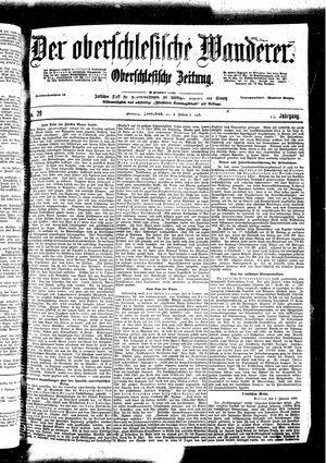 ˜Derœ Oberschlesische Wanderer on Feb 4, 1899