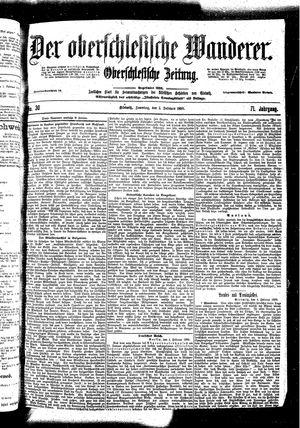 ˜Derœ Oberschlesische Wanderer on Feb 5, 1899