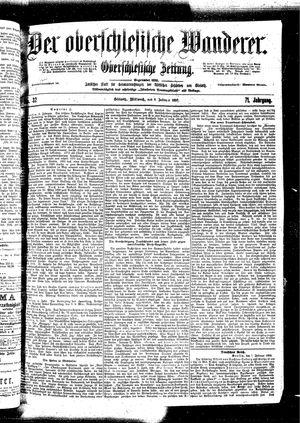 ˜Derœ Oberschlesische Wanderer vom 08.02.1899