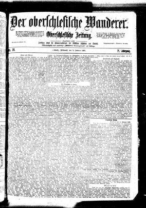 ˜Derœ Oberschlesische Wanderer on Feb 15, 1899