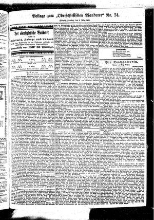 ˜Derœ Oberschlesische Wanderer vom 05.03.1899
