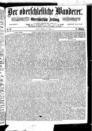 ˜Derœ Oberschlesische Wanderer vom 07.03.1899