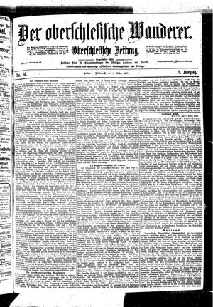 ˜Derœ Oberschlesische Wanderer vom 08.03.1899
