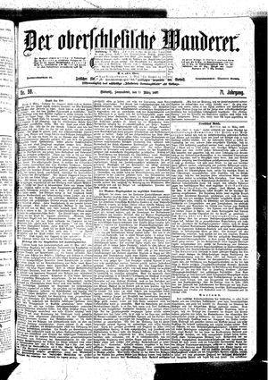 ˜Derœ Oberschlesische Wanderer vom 11.03.1899