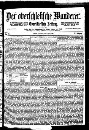 ˜Derœ Oberschlesische Wanderer on Mar 16, 1899