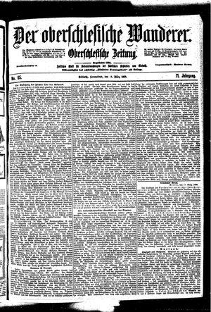 ˜Derœ Oberschlesische Wanderer on Mar 18, 1899