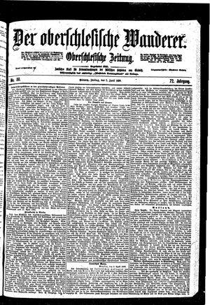 ˜Derœ Oberschlesische Wanderer vom 07.04.1899