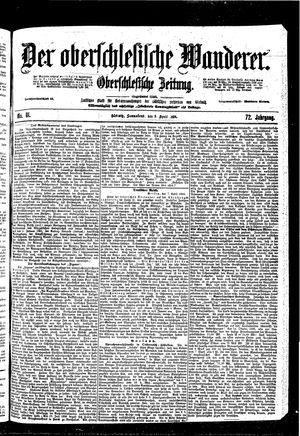 ˜Derœ Oberschlesische Wanderer vom 08.04.1899