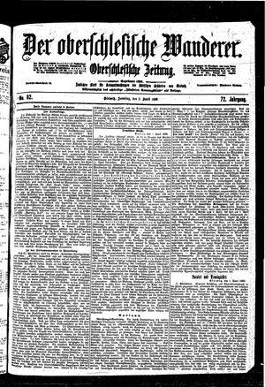 ˜Derœ Oberschlesische Wanderer vom 09.04.1899