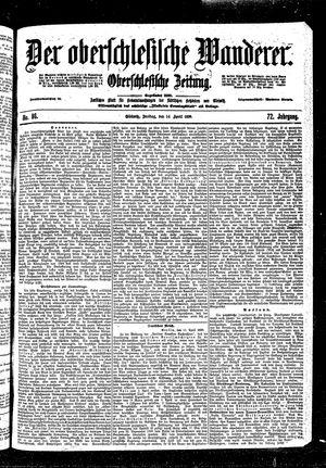 ˜Derœ Oberschlesische Wanderer on Apr 14, 1899