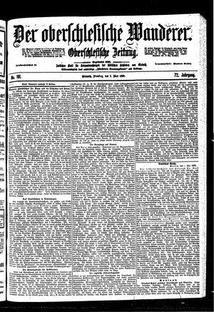 ˜Derœ Oberschlesische Wanderer vom 02.05.1899