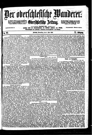 ˜Derœ Oberschlesische Wanderer vom 04.05.1899