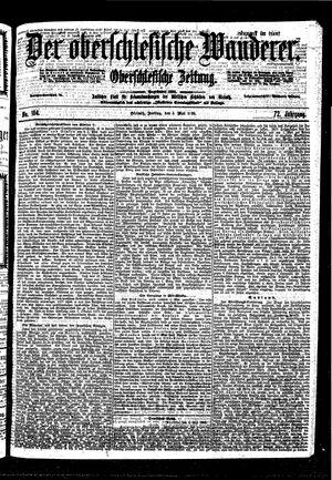 ˜Derœ Oberschlesische Wanderer vom 05.05.1899