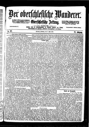 ˜Derœ Oberschlesische Wanderer vom 09.05.1899