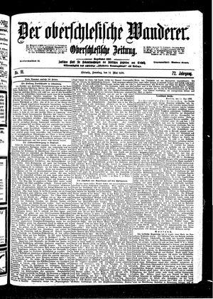 ˜Derœ Oberschlesische Wanderer vom 14.05.1899