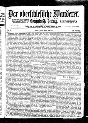 ˜Derœ Oberschlesische Wanderer on May 16, 1899