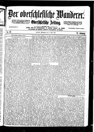 ˜Derœ Oberschlesische Wanderer vom 17.05.1899