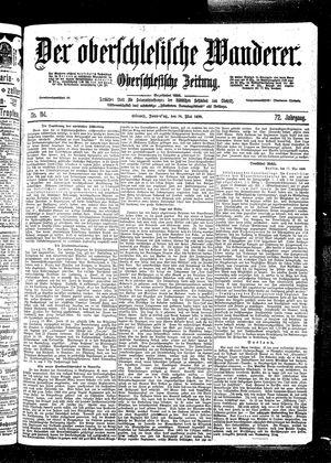 ˜Derœ Oberschlesische Wanderer vom 18.05.1899