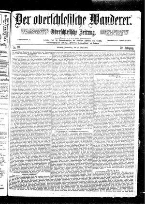 ˜Derœ Oberschlesische Wanderer vom 25.05.1899
