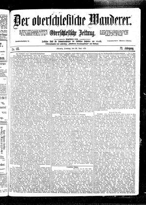 ˜Derœ Oberschlesische Wanderer on May 30, 1899