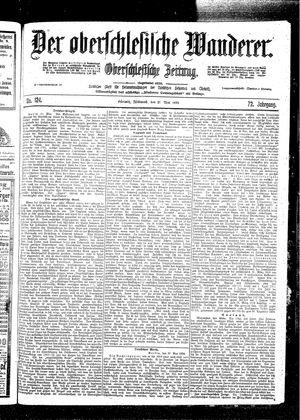 ˜Derœ Oberschlesische Wanderer on May 31, 1899