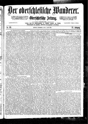 ˜Derœ Oberschlesische Wanderer vom 03.06.1899