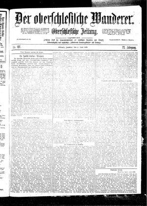 ˜Derœ Oberschlesische Wanderer vom 04.06.1899