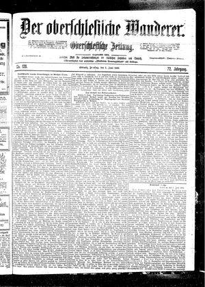 ˜Derœ Oberschlesische Wanderer vom 06.06.1899