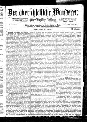 ˜Derœ Oberschlesische Wanderer vom 07.06.1899