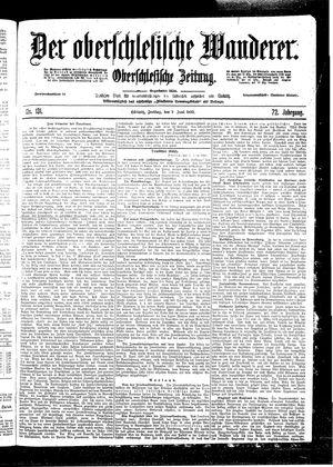 ˜Derœ Oberschlesische Wanderer vom 09.06.1899