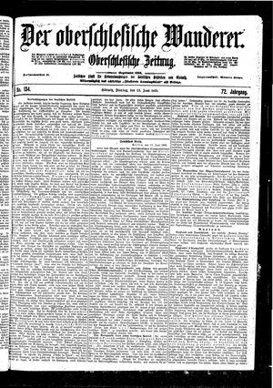 ˜Derœ Oberschlesische Wanderer vom 13.06.1899