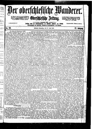 ˜Derœ Oberschlesische Wanderer on Jun 15, 1899