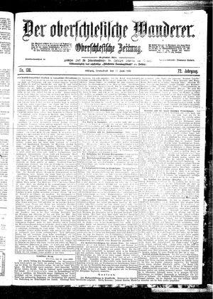 ˜Derœ Oberschlesische Wanderer vom 17.06.1899