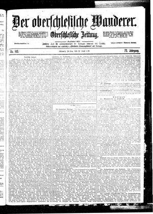˜Derœ Oberschlesische Wanderer vom 23.06.1899