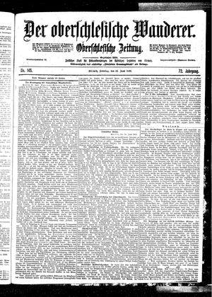 ˜Derœ Oberschlesische Wanderer vom 25.06.1899