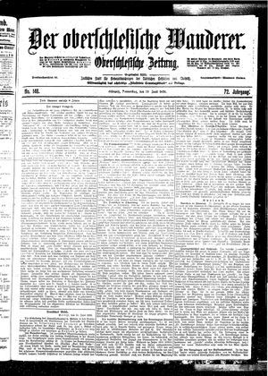 ˜Derœ Oberschlesische Wanderer vom 29.06.1899