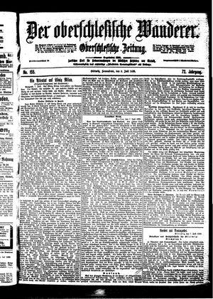 ˜Derœ Oberschlesische Wanderer vom 08.07.1899