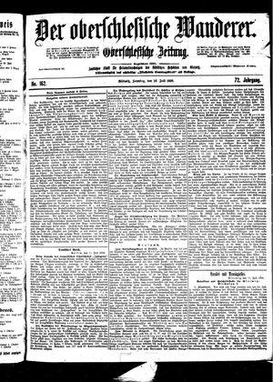 ˜Derœ Oberschlesische Wanderer on Jul 16, 1899