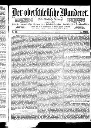 ˜Derœ Oberschlesische Wanderer on Jul 22, 1899